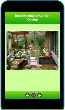 Minimalist Garden Design New screenshot 6