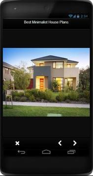 Best Minimalist House Plans apk screenshot