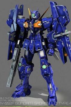 Best Mobile Wallpaper Gundam screenshot 3