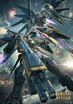 Best Mobile Wallpaper Gundam screenshot 4