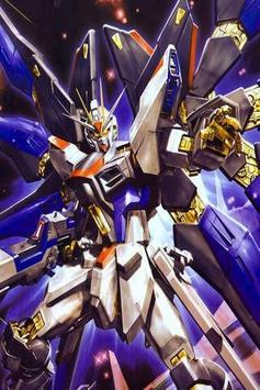 Best Mobile Wallpaper Gundam screenshot 6