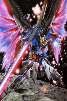 Best Mobile Wallpaper Gundam screenshot 7