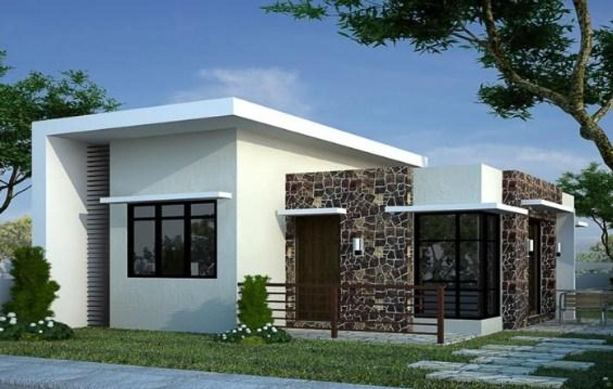 Mejores ideas de dise o de casas peque as modernas for for Diseno casas pequenas modernas