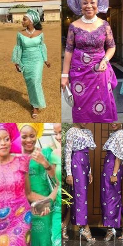 54e2a05b53e47 Best Nigerian blouse and wrapper styles for Android - APK Download