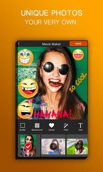 Movie Maker With Music apk screenshot