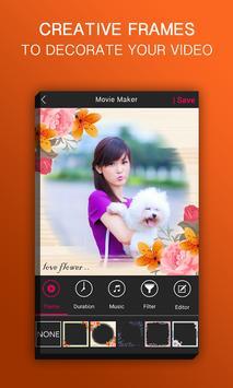 Movie Maker With Music apk screenshot