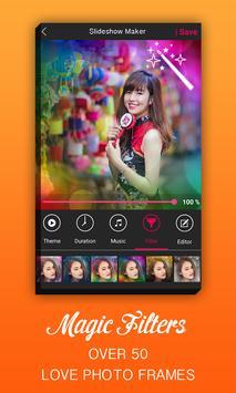 Slideshow Maker With Music apk screenshot