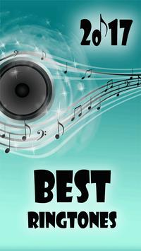 Best Ringtones 2017 poster