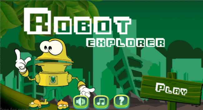 Robot Explorer poster