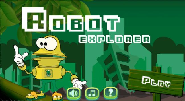 Robot Explorer apk screenshot
