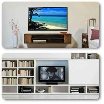 100+ Best Shelves TV Furniture apk screenshot