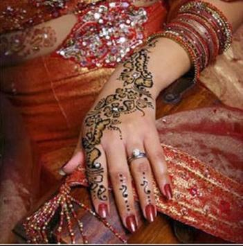 Best Simple And Easy Bridal Mehndi poster