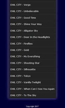 Owl City - Mp3 for Android - APK Download