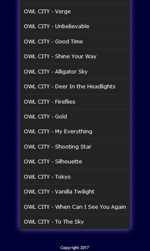 Owl city fireflies (hd) hq [mp3/download] with lyrics youtube.