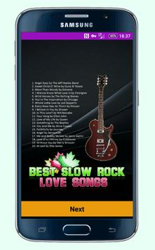 Best Slow Rock Love Songs poster