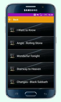 Best Slow Rock Love Songs screenshot 2
