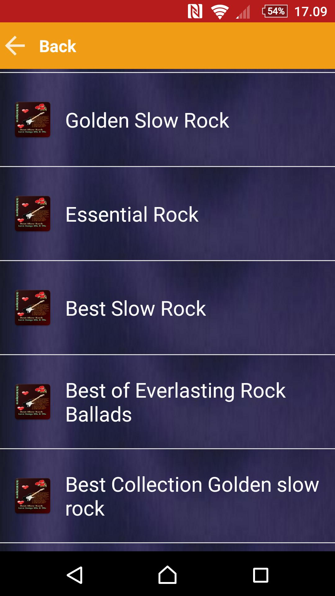 Best Slow Rock Love Songs 80s & 90s for Android - APK Download