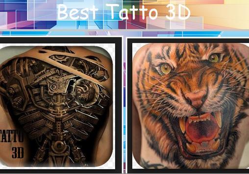 Best Tatto 3D apk screenshot