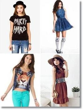 Best Teen Fashion Style Ideas 2018 screenshot 3