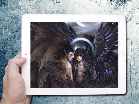 Angels Wallpaper HD apk screenshot