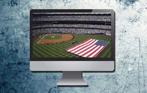 Baseball Teams Wallpaper apk screenshot
