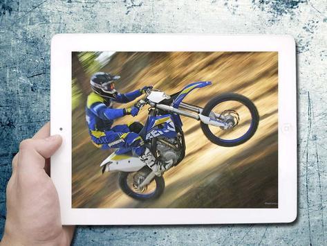 Dirt Bike Wallpapers apk screenshot