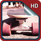 Skateboard HD Wallpaper icon