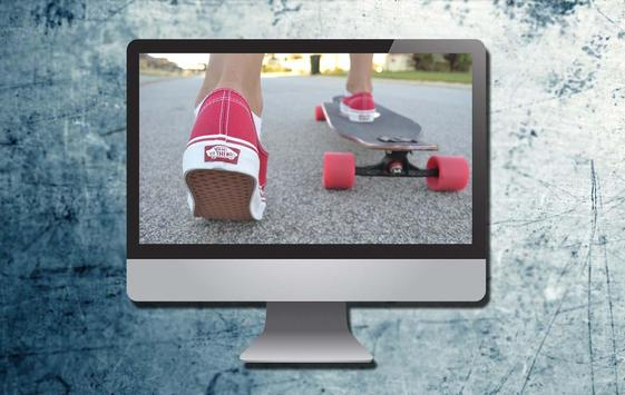 Skateboard HD Wallpaper apk screenshot