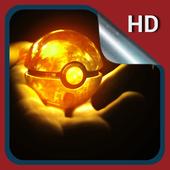 HD Wallpaper Pokeball icon