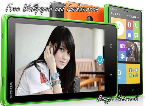 Nabilah JKT48 Wallpapers HD Fans screenshot 8