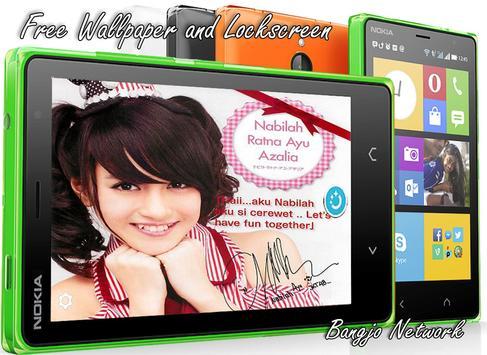 Nabilah JKT48 Wallpapers HD Fans screenshot 12