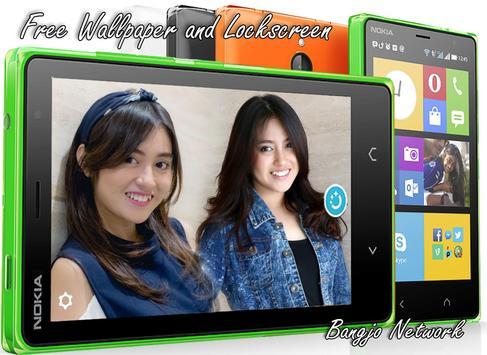 Nabilah JKT48 Wallpapers HD Fans screenshot 14