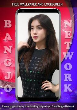 Nabilah JKT48 Wallpapers HD Fans screenshot 15