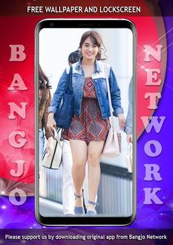 Nabilah JKT48 Wallpapers HD Fans screenshot 1
