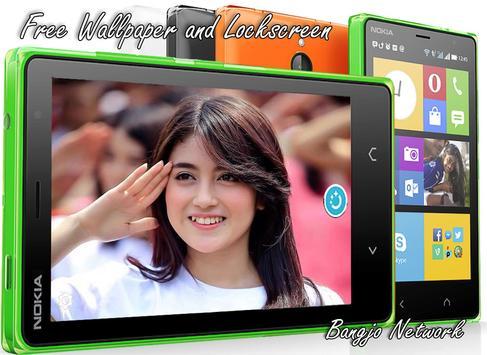 Nabilah JKT48 Wallpapers HD Fans screenshot 2
