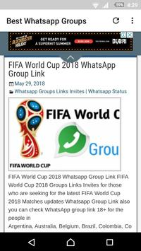 Best WhatsApp Groups for Android - APK Download
