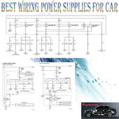 WIRING POWER SUPPLIES FOR CAR icon