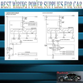 WIRING POWER SUPPLIES FOR CAR poster
