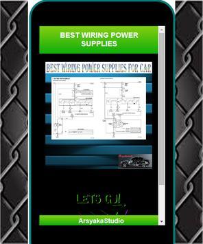 WIRING POWER SUPPLIES FOR CAR screenshot 4