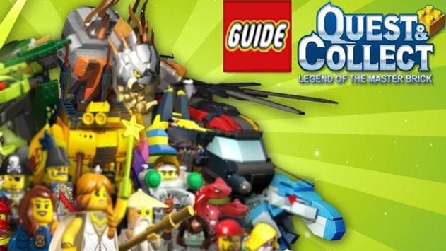 New lego Quest & Collect gods tips poster