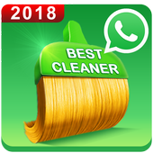 Best Cleaner for WhatsAppFiles icon