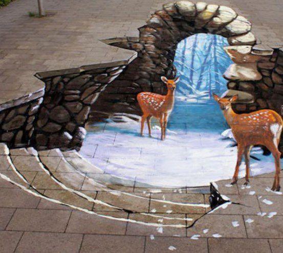 Best of Graffiti Art 3D poster