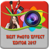 Best Photo Effect Editor 2017 icon