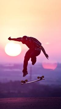 Best Skateboard Wallpaper HD screenshot 1