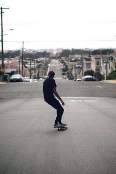 Best Skateboard Wallpaper HD screenshot 2