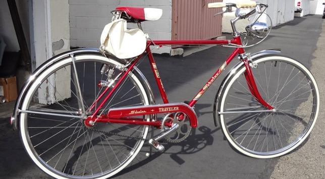 Steel Vintage Bike screenshot 2