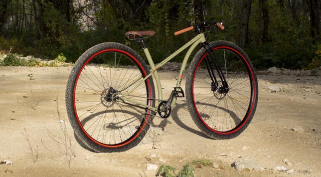 Steel Vintage Bike screenshot 4