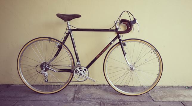 Steel Vintage Bike screenshot 5