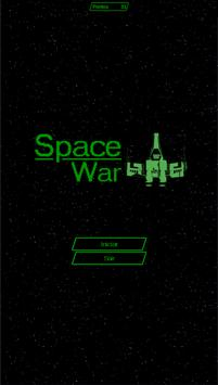 Space Battle poster
