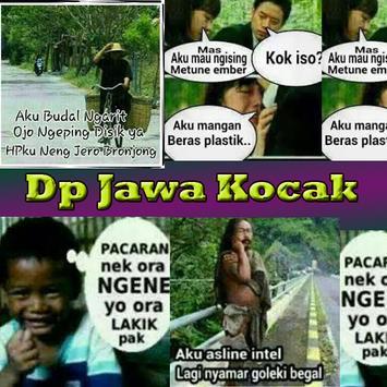 Dp Jawa Koplak Kocak Gokil poster